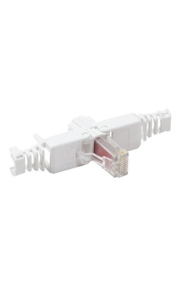 RJ45-6U-TOL-W RJ45-5U-TOL-W toolless plug Rj45 4