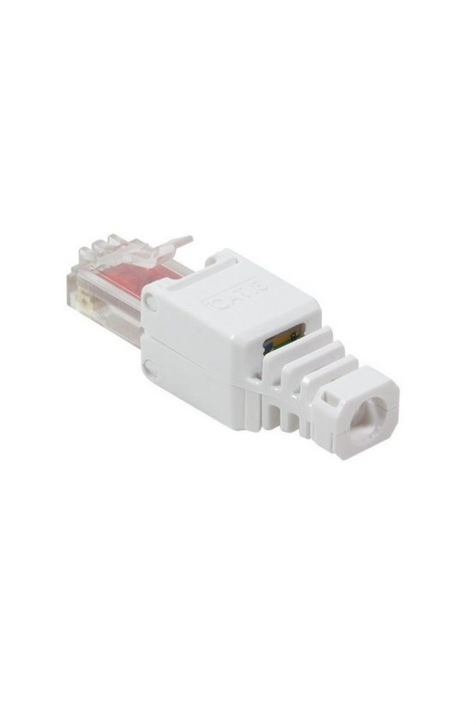 RJ45-6U-TOL-W RJ45-5U-TOL-W toolless plug Rj45