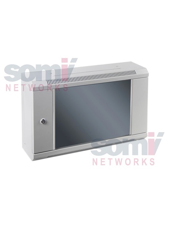 Network cabinet residential wall pakabinama komutacine spinta 4U, 6U