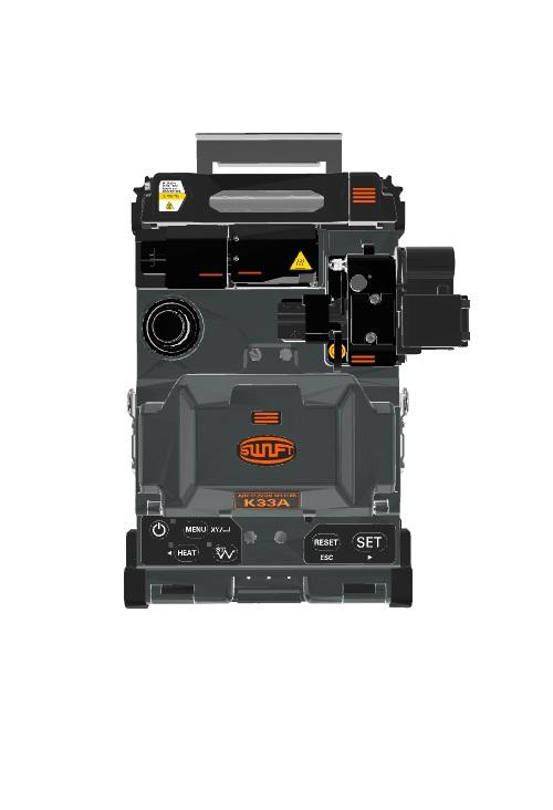 K33A fusion splicer optikos suvirinimo aparatas nuskelejas 2